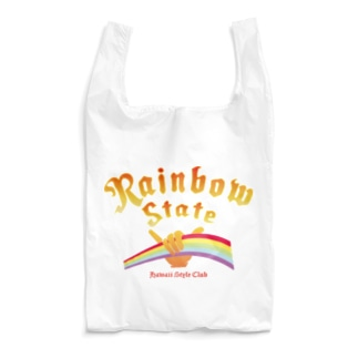 Rainbow Rising Reusable Bag