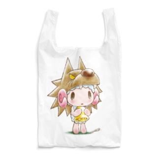 【各20点限定】がおくんのかわをかぶっためぇめぇさん(#1) Reusable Bag