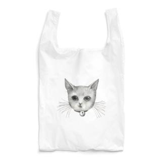 The face Reusable Bag