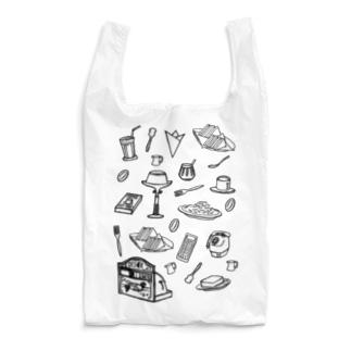 純喫茶 モノクロ Reusable Bag