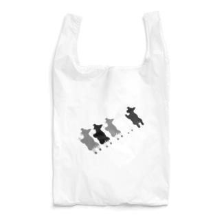 シュナ足 Reusable Bag