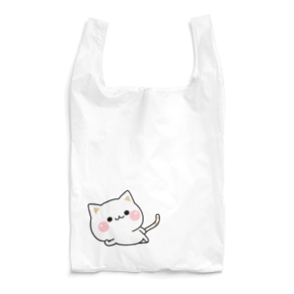 気づかいのできるネコ ごろんver. Reusable Bag