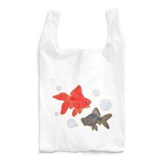 金魚 Reusable Bag