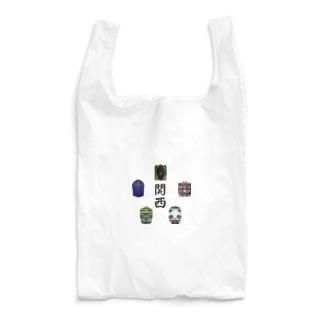 関西の電車詰め合わせ Reusable Bag