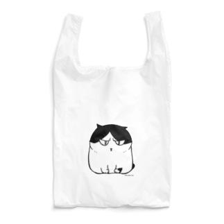 ふしぎ猫 コムちん Reusable Bag