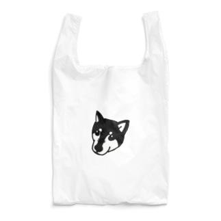 黒柴のたいが Reusable Bag