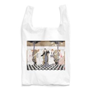 恋は盲目 L'Amour Est Aveugle (1920)  Reusable Bag