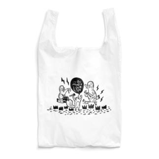 リスとピーナッツ Reusable Bag