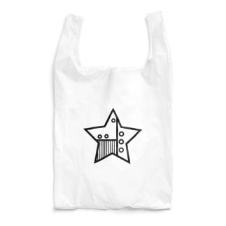 星 機械 Reusable Bag