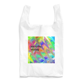 escaping reality Reusable Bag