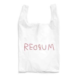 REDRUM!(レドラム) Reusable Bag