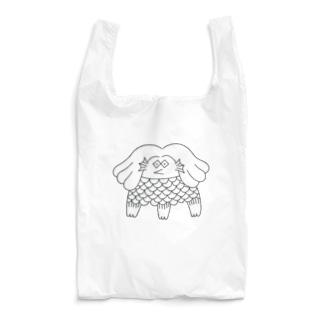 アマビエの写し Reusable Bag