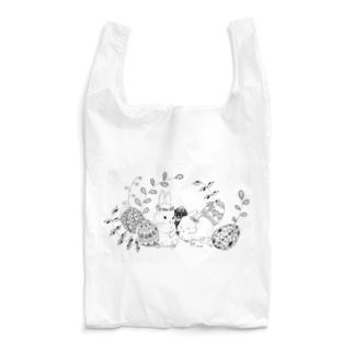 つかだ かおりのEaster rabbit Reusable Bag
