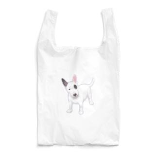 bull terrier Reusable Bag