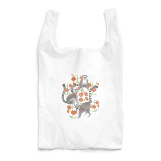 ワオキツネザル Reusable Bag