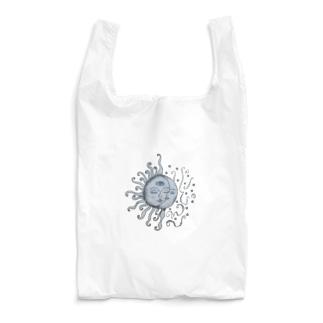 太陽と月 Reusable Bag