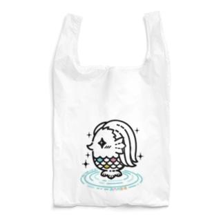 アマビエちゃん Reusable Bag