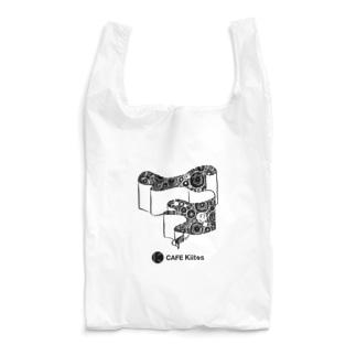 【CAFE Kiitos × Mika Itoh】シリーズ vol.5 Reusable Bag