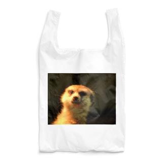 ミーアキャット(σ≧▽≦)σ Reusable Bag