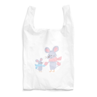 ema-emama『hold hands』 Reusable Bag