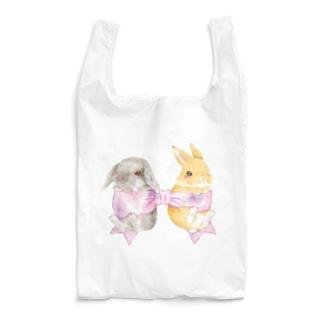 しず華*(カラー・リボンボン)のりぼん Reusable Bag