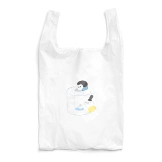 おしりちゃんたち いっしょだよ Reusable Bag