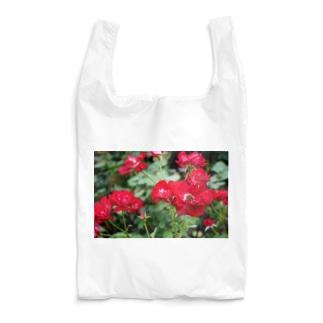 花(赤) Reusable Bag