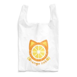 Orange nekO Reusable Bag