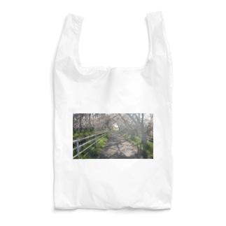 サクラトンネル Reusable Bag