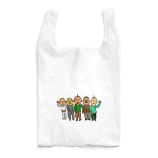 5爺さん Reusable Bag