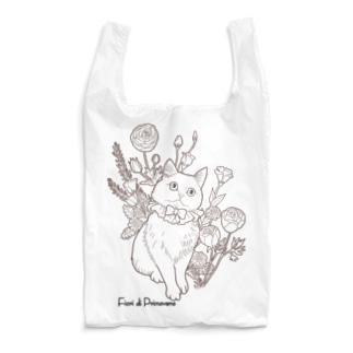 Fiori di Primaveraシンプルvr. Reusable Bag