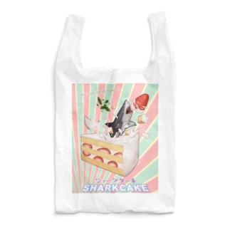 シャークケーキ Reusable Bag