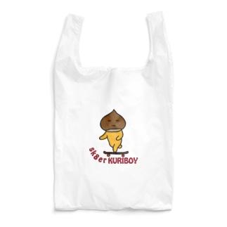 スケーターくりぼーい Reusable Bag