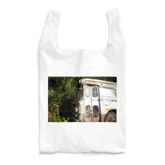 廃バス Reusable Bag