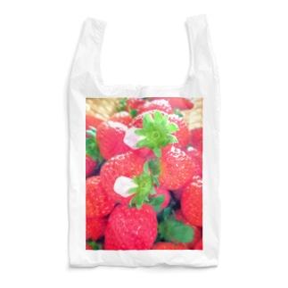 花びらいちごA Reusable Bag
