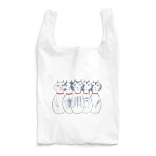 ボーリング〜タラ★ Reusable Bag