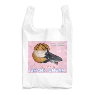 シャークリーム Reusable Bag