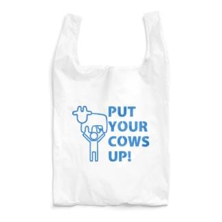 PUT YOUR COWS UP! Reusable Bag