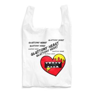 暴食ハート Reusable Bag