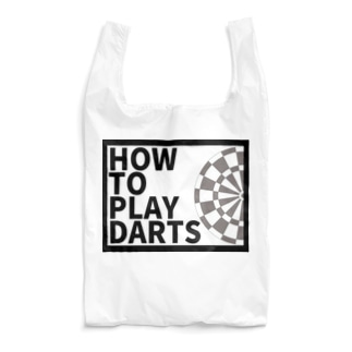 HOW TO PLAY DARTS Reusable Bag