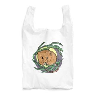 月夜のカヤネズミ Reusable Bag