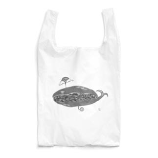 アッパレ〜オナカノナカオヨイデイク★ Reusable Bag