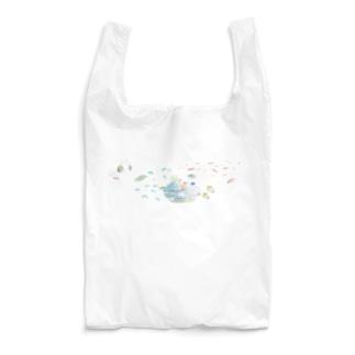 サンゴ礁 Reusable Bag