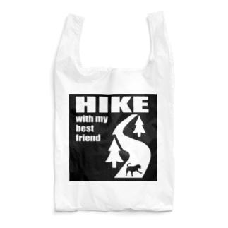 四角なHIKE Reusable Bag