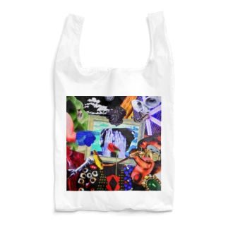 いないいないBUUURN Reusable Bag