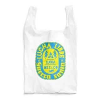 LUCHA-MEXICO dos Reusable Bag