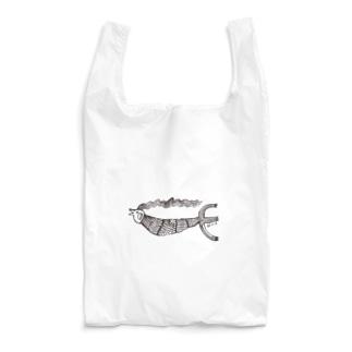 泳ぐアマビエ様 Reusable Bag