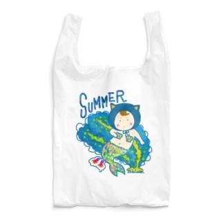 リトルアヤカ(夏) Reusable Bag