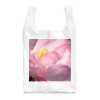 蓮の花咲くとき Reusable Bag