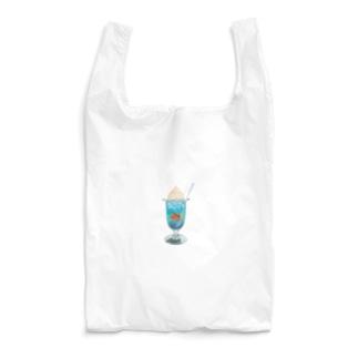 憧れのクリームソーダ Reusable Bag